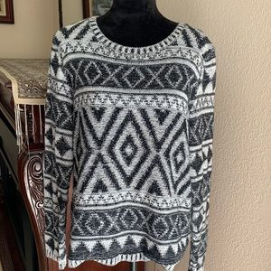 Lucky Brand Knit Sweater Size XL